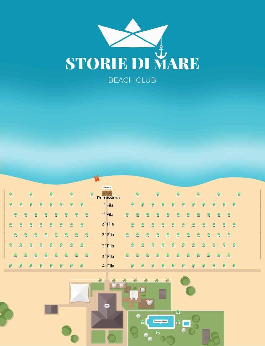 Spiaggia Storie di Mare Sibari