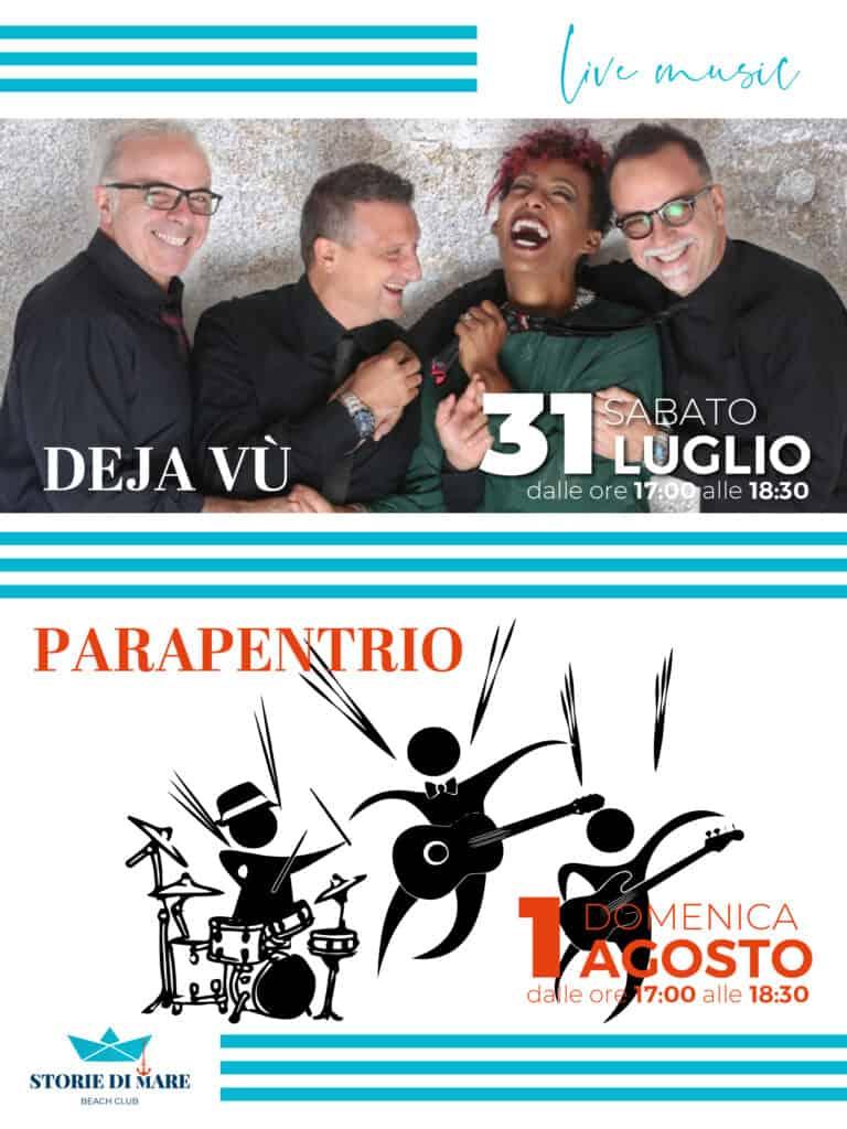 LIVE STORIE DI MARE 31.07-01.08